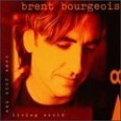 brent bourgeois - come join the living world CD 1994 reunion used mint barcode punched
