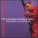 lorenzo feliciati live at european bassday & more CD 2006 schoots used mint