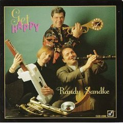 randy sandke - get happy CD 1994 concord made in canada used mint