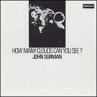 john surman - how many clouds can you see? CD 1970 deca deram UK new