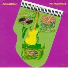adrian belew - Mr. music head CD 1989 atlantic used mint