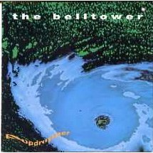 the belltower : popdropper CD 1992 warner easewest used mint inserts punched