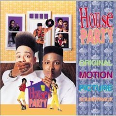 house party original motion picture soundtrack CD 1990 motown used mint barcode punched