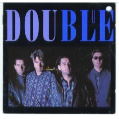 double - blue CD 1985 A&M used mint