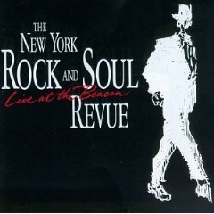 the new york rock and soul revue live at the beacon CD 1991 giant used mint