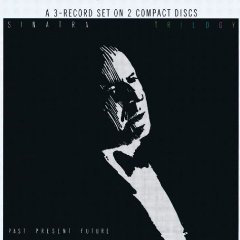 frank sinatra - trilogy : past present future CD 2-disc set 1980 warner reprise bristol used mint