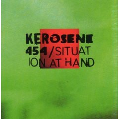 kerosene 454 - situation at hand CD 1995 art monk construction used mint