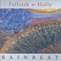 mark paffrath & richard holly - rainbeat CD 1999 used mint