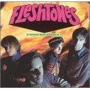 fleshtones - powerstance! CD 1992 naked language records used mint barcode punched