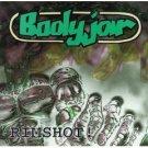 bodyjar - rimshot! CD 1996 revelation 12 tracks used mint