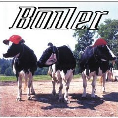 boiler - cow tipping in C sharp CD 2002 used mint