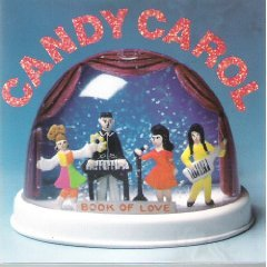 book of love - candy carol CD 1991 sire warner used mint