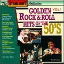 golden rock & roll hits of the 50's vol.1 & 2 CD 2-discs 1994 galaxy made in EU used mint