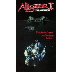 alligator II the mutation VHS 1991 new line home video color 92 minutes used