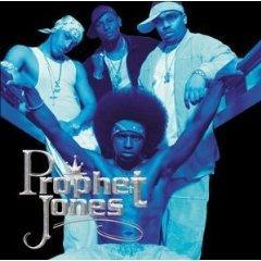 prophet jones - prophet jones CD 2001 motown used mint barcode punched
