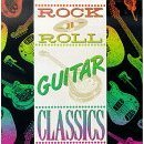 rock n roll guitar classics - various artists CD 1990 k-tel used mint