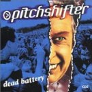 pitchshifter - dead battery part 2 CD single 2000 MCA 3 tracks used mint