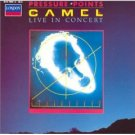 camel - pressure points live in concert CD 1984 decca polygram used mint
