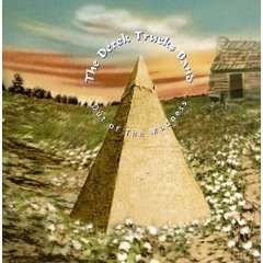 the derek trucks band - out of the madness CD 1998 house of blues used mint