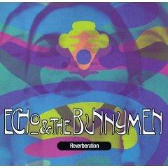 echo & the bunnymen - reverberation CD 1990 sire korova wea used