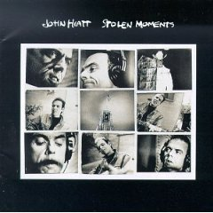 john hiatt - stolen moments CD 1990 A&M used mint