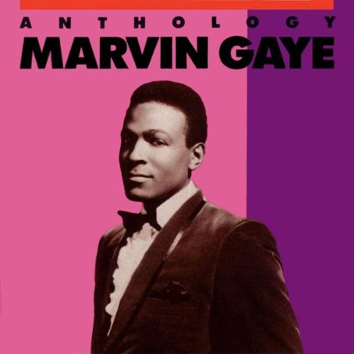 marvin gaye - anthology CD 2-discs 1986 motown 47 tracks total used mint
