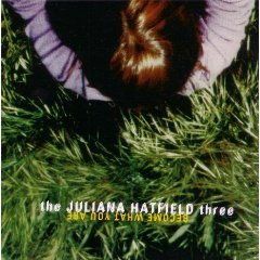 juliana hatfield - become what you are CD 1993 atlantic mammoth used mint
