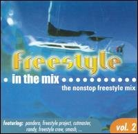 freestyle in the mix vol. 2 CD 2000 zyx manifold made in germany mint