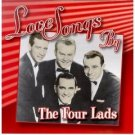 the four lads - love songs by the four lads CD 1997 sony ranwood 14 tracks used mint