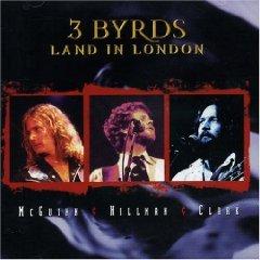 byrds - 3 byrds land in london CD 2-discs 1997 BBC strange fruit used mint
