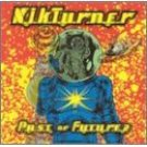 nik turner - past or future? CD 1996 cleopatra 14 tracks used mint