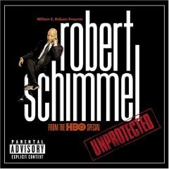 robert schimmel - unprotected CD 1999 warner used mint
