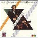 james galway and kazuhito yamashita - italian serenade CD 1986 RCA red seal mint