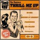 the toasters - thrill me up CD 1988 moon ska 14 tracks used mint