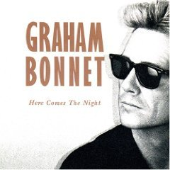 graham bonnet - here comes the night CD 1991 president records limited edition london england mint