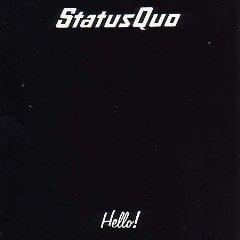status quo - hello! CD 1973 phonogram vertigo UK used mint