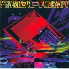 physical therapy - physical therapy CD 1992 sweatshop records 11 tracks used mint