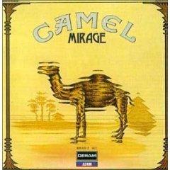 camel - mirage CD 1974 1999 polygram decca deram made in germany mint