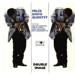 miles davis quintet - double image gemini CD 1989 moon records italy used