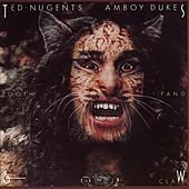 ted nugents amboy dukes - tooth fang & claw CD 1974 1989 discreet enigma retro mint