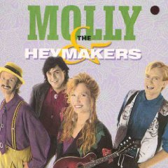 molly & the heymakers - self-titled CD 1992 reprise wea 12 tracks used mint