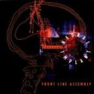 front line assembly - tactical neural implant CD 1992 third mind used mint