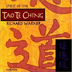 richard warner - the spirit of the tao te ching CD 1996 narada BMG Direct used mint