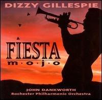 dizzy gillespie - fiesta mojo CD 1995 intersound used mint