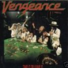 vengeance - take it or leave it CD 1998 pseudonym 19 tracks used mint