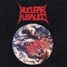 nuclear assault - handle with care CD 1989 In Effect used near mint