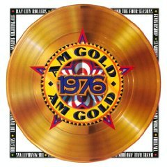 am gold 1976 - various artists CD 1996 time life warner used