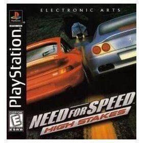 playstation greatest hits - need for speed high stakes 2000 electronic arts NTSC used mint