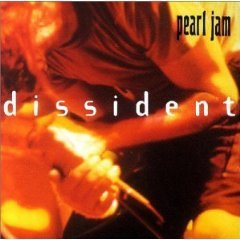 pearl jam - dissident CD ep 1994 epic sony 7 tracks used mint