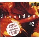 pearl jam - dissident #2 CD ep 1994 epic sony 8 tracks used mint